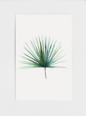 Load image into Gallery viewer, Fan Palm Print