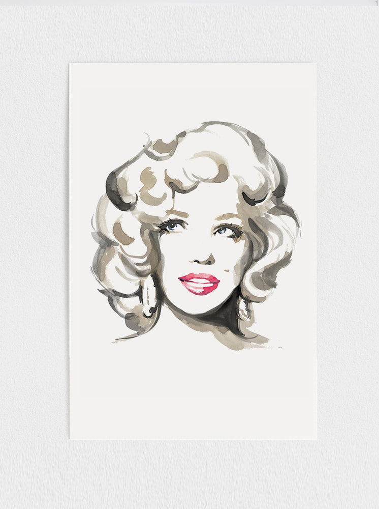 Load image into Gallery viewer, Marilyn Print