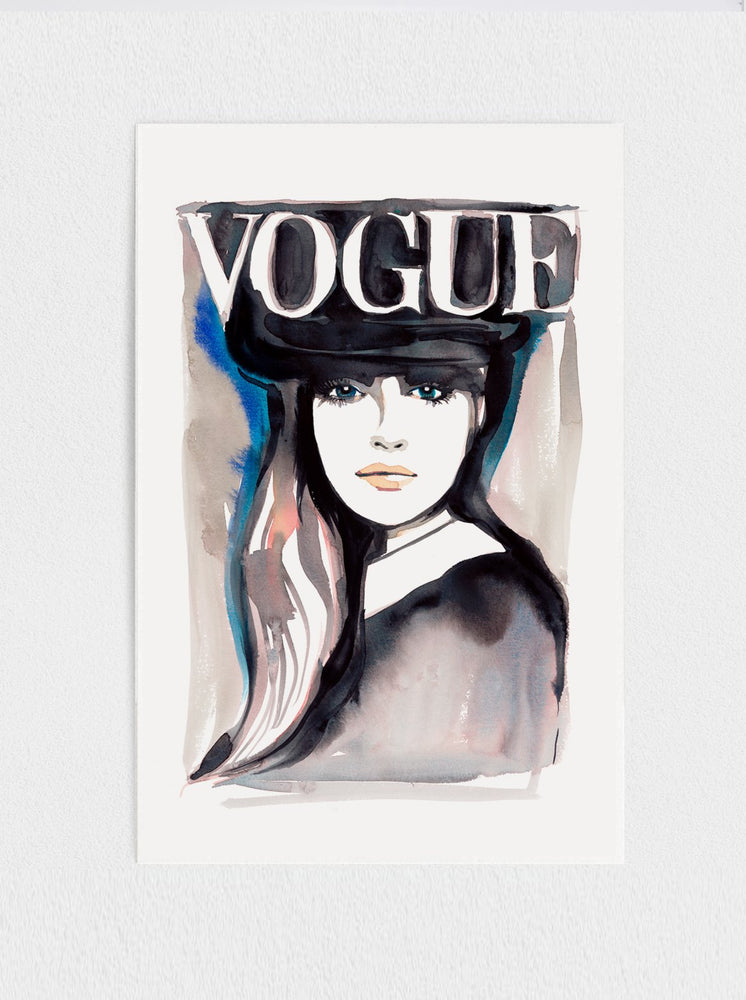 Load image into Gallery viewer, Vogue Print