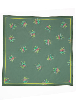 Load image into Gallery viewer, Mary Jane Cannabis Handkerchief