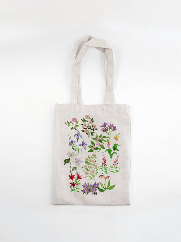 Market Tote Bag | Wildflower