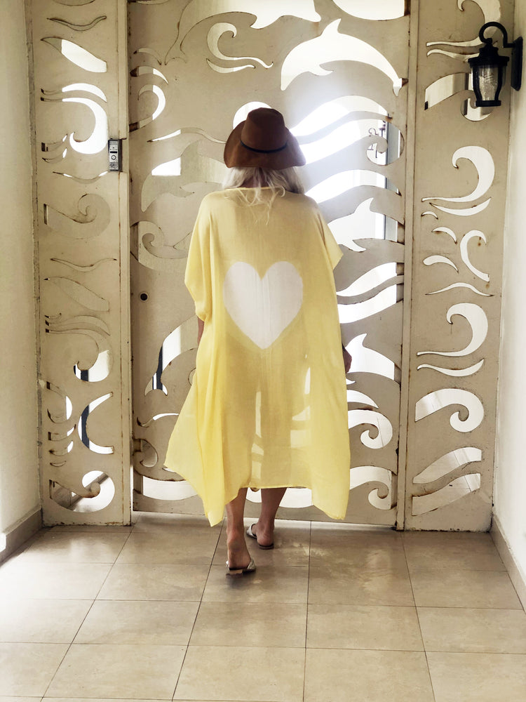 Load image into Gallery viewer, The Sunshine Heart Duster