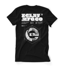Load image into Gallery viewer, éclat Radar T-Shirt (Black)
