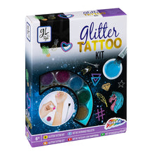 Afbeelding in Gallery-weergave laden, Glitter tattoo set