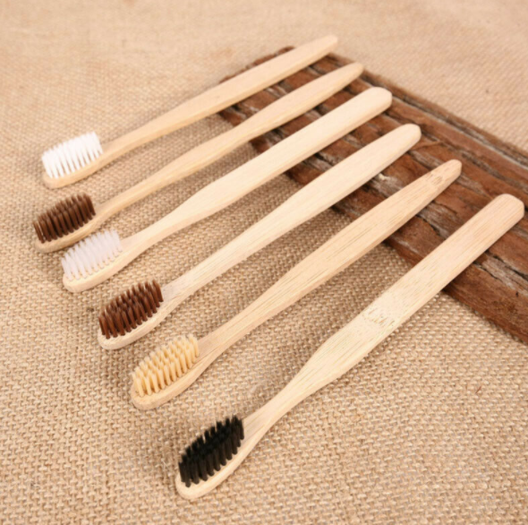 Eco Friendly Bamboo Brush