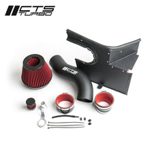 Load image into Gallery viewer, CTS Turbo Audi B8/B8.5 S4, S5, Q5, SQ5 Air Intake System (TRUE 3.5″ VELOCITY STACK)