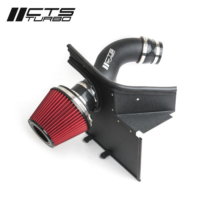 CTS Turbo Audi B8/B8.5 S4, S5, Q5, SQ5 Air Intake System (TRUE 3.5″ VELOCITY STACK)