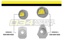 Load image into Gallery viewer, 034 Motorsport Billet Spherical Dogbone mount Performance Pack without Dogbone pucks,