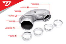 Load image into Gallery viewer, Unitronic 4 inch Turbo Inlet elbow for 2.5TFSI EVO