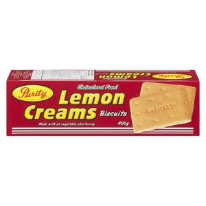 Purity Lemon Creams