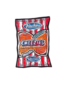 Hawkins Cheezies Print