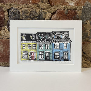 Downtown Neighbours Print
