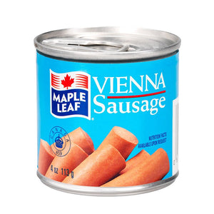 Maple Leaf Vienna Sausage