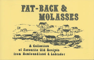 Fat-Back & Molasses Cookbook
