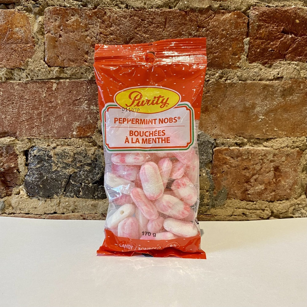 Purity Peppermint Nobs