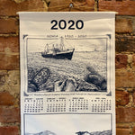 Load image into Gallery viewer, 2020 Silkscreen Calendar