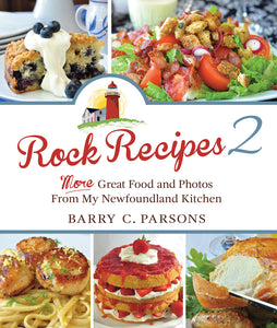 Rock Recipes 2 by Barry C. Parsons
