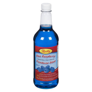 Purity Flavoured Syrup Blue Raspberry