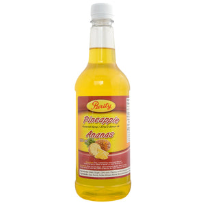 Purity Flavoured Syrup Pineapple