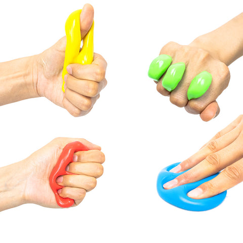 Therapy Putty for Hand Exercise Rehab