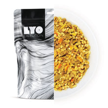 Load image into Gallery viewer, LYO Food Barley-Lentils Risotto With Avocado Mousse