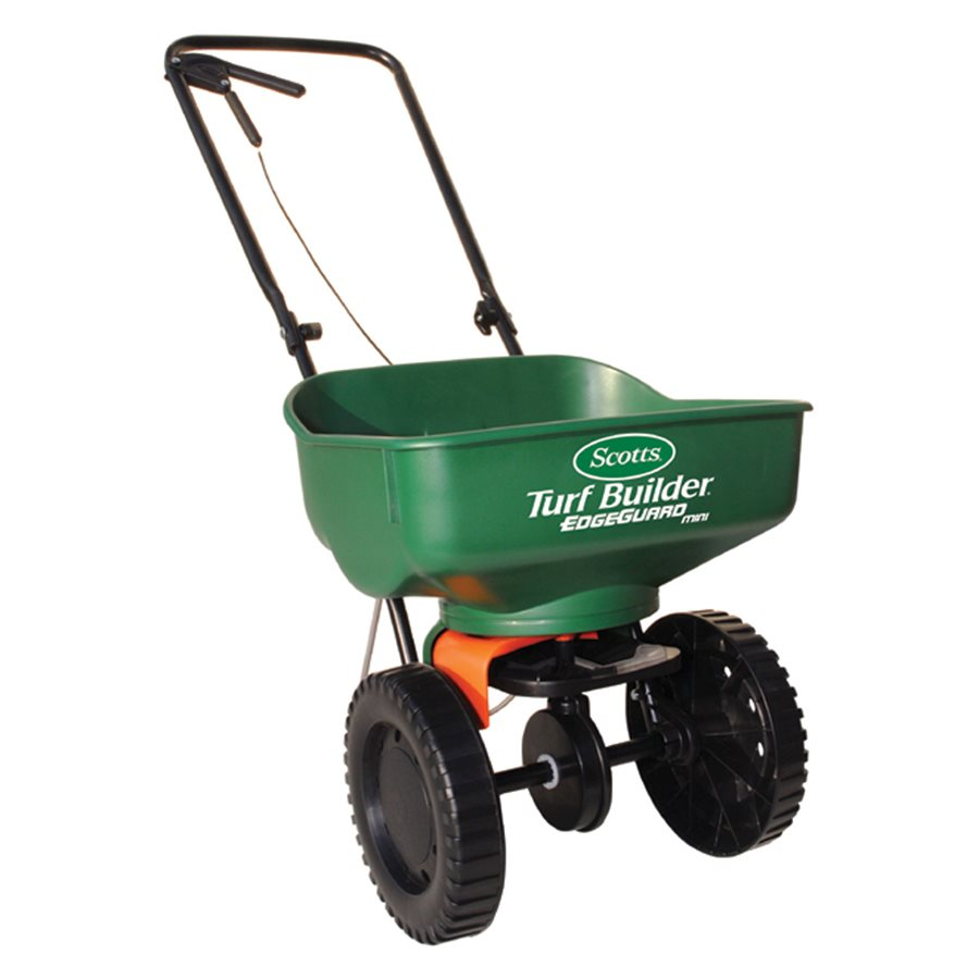 Scotts Turf Builder Edgeguard Mini Spreader - 5000sq ft