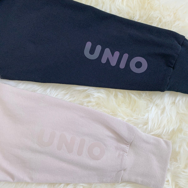 ☆reservation☆  UNIONINI/ UNIONNINI/ REFLECT LOGO LONG SLEEVE TEE PO-021 Delivery date September