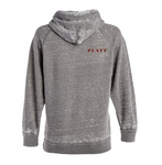 Platt Showpigs - Vintage Zen Hoodie - Cement - Youth & Adult