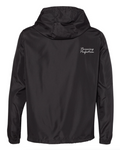 Razin Cain Showpigs - Black Lightweight Windbreaker - Adult