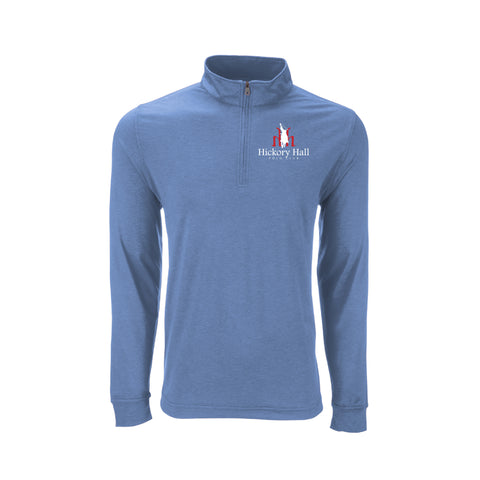 Hickory Hall Polo Club - Zen Performance Pullover - Carolina Blue - Mens/Unisex