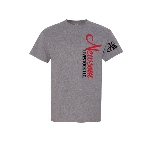 NL/CT  T-Shirt - Gray - Youth & Adult
