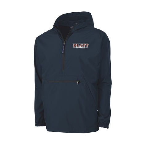 Platt Pack and Go Pullover - Navy - Youth