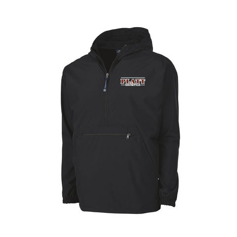 Platt Pack and Go Pullover - Black - Youth