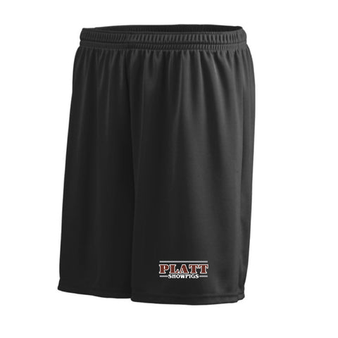 Platt Shorts - Black - Toddler, Youth and Adult