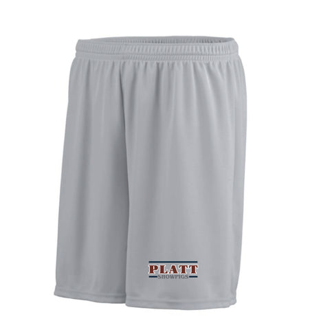Platt Shorts - Silver - Toddler, Youth and Adult