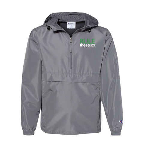 Rule Sheep Co - Windbreaker - Adult - Graphite