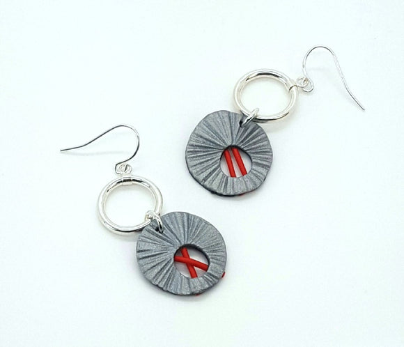 Lotua Leaf Earrings