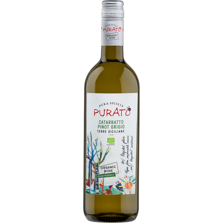 Purato - Pinot Grigio (The wine people - vin biologique)