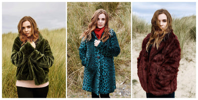 Autumn Coat Fashions that don't cost the Earth.