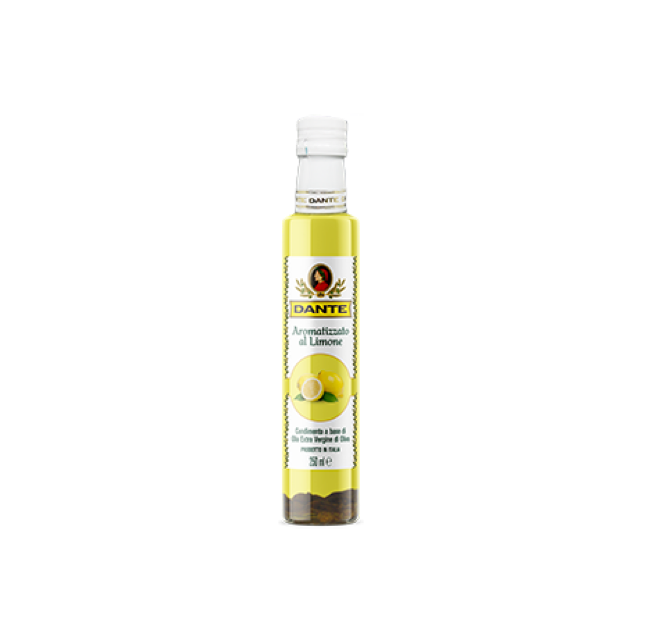 Lemon Flavoured Olive Oil