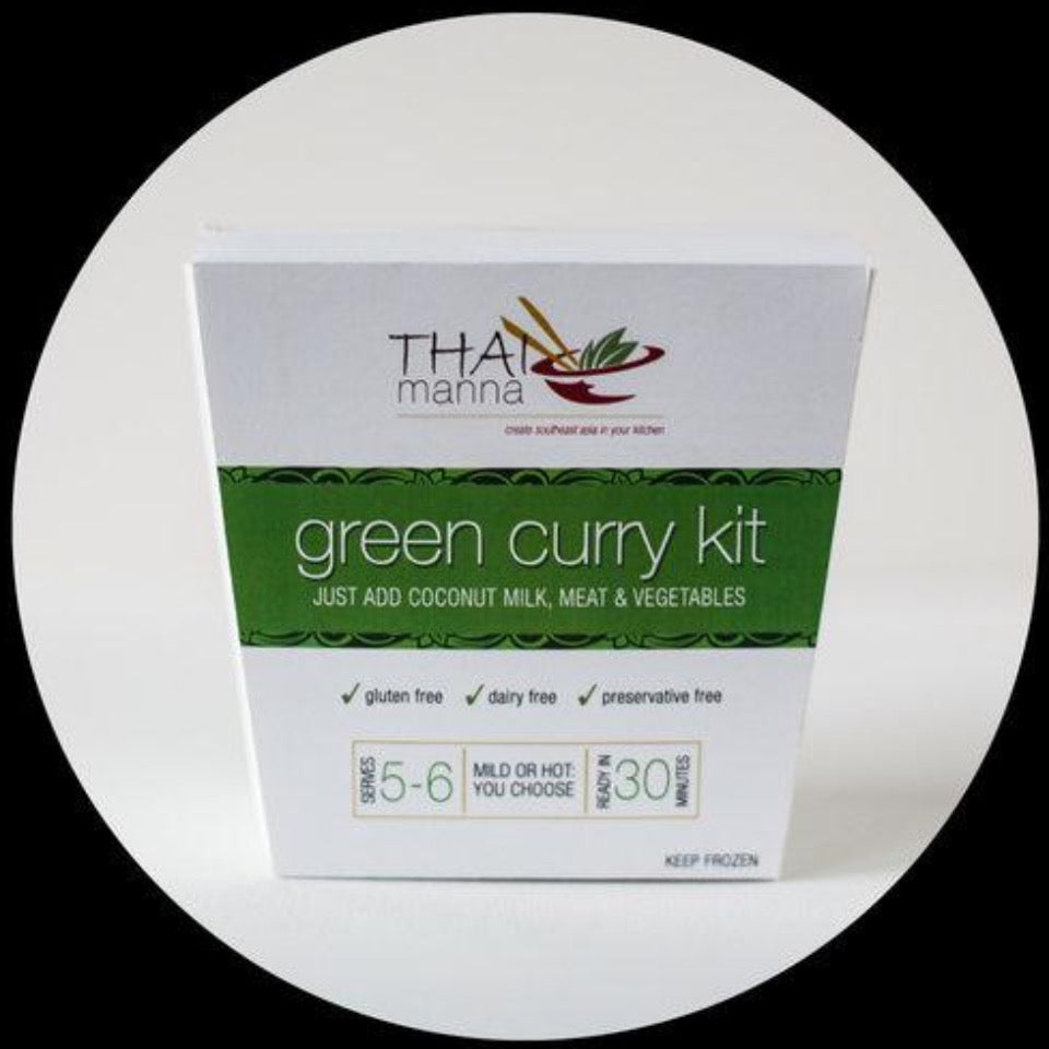 Green Thai Curry Kit