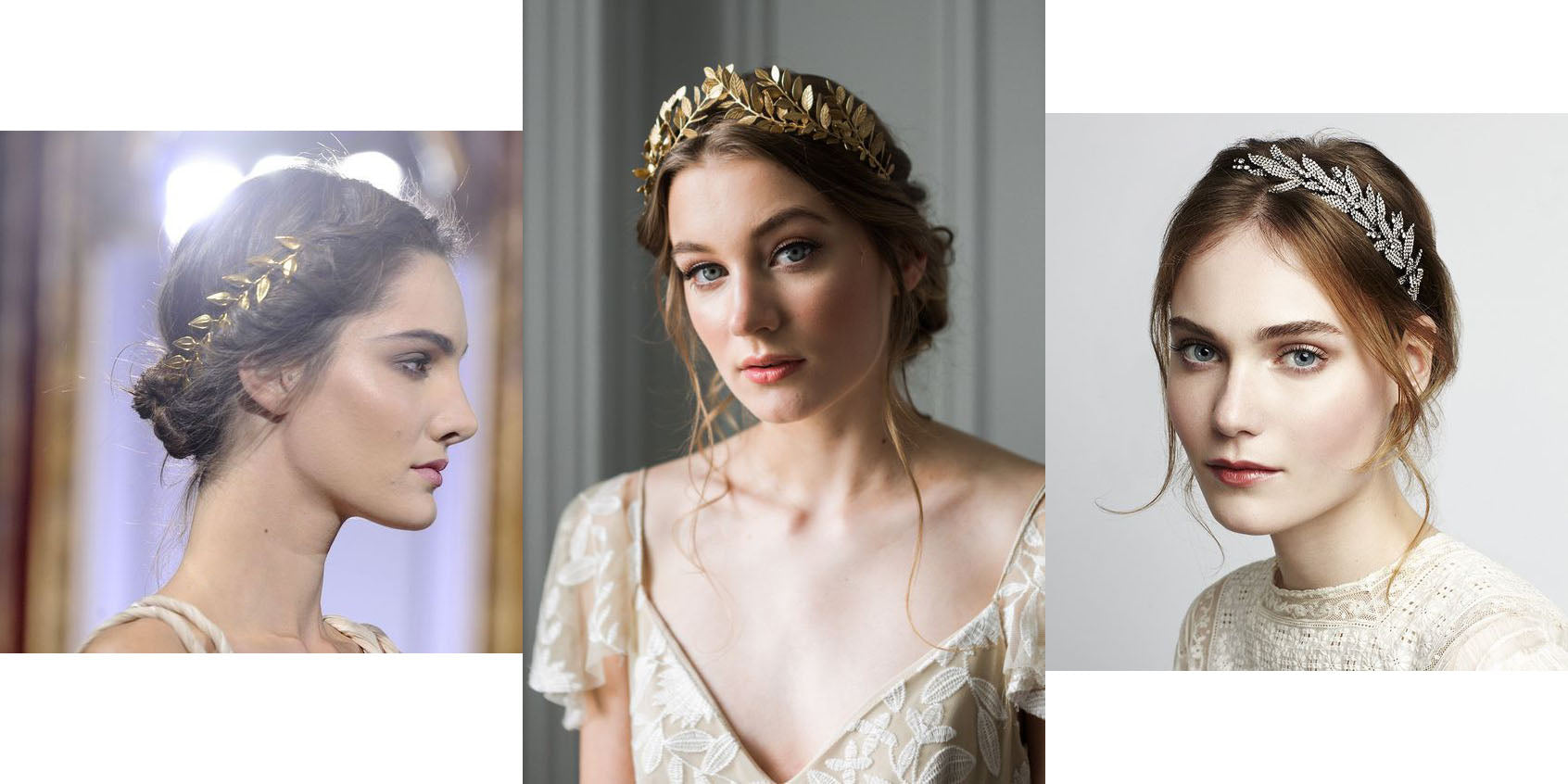 diademes lauriers femmes