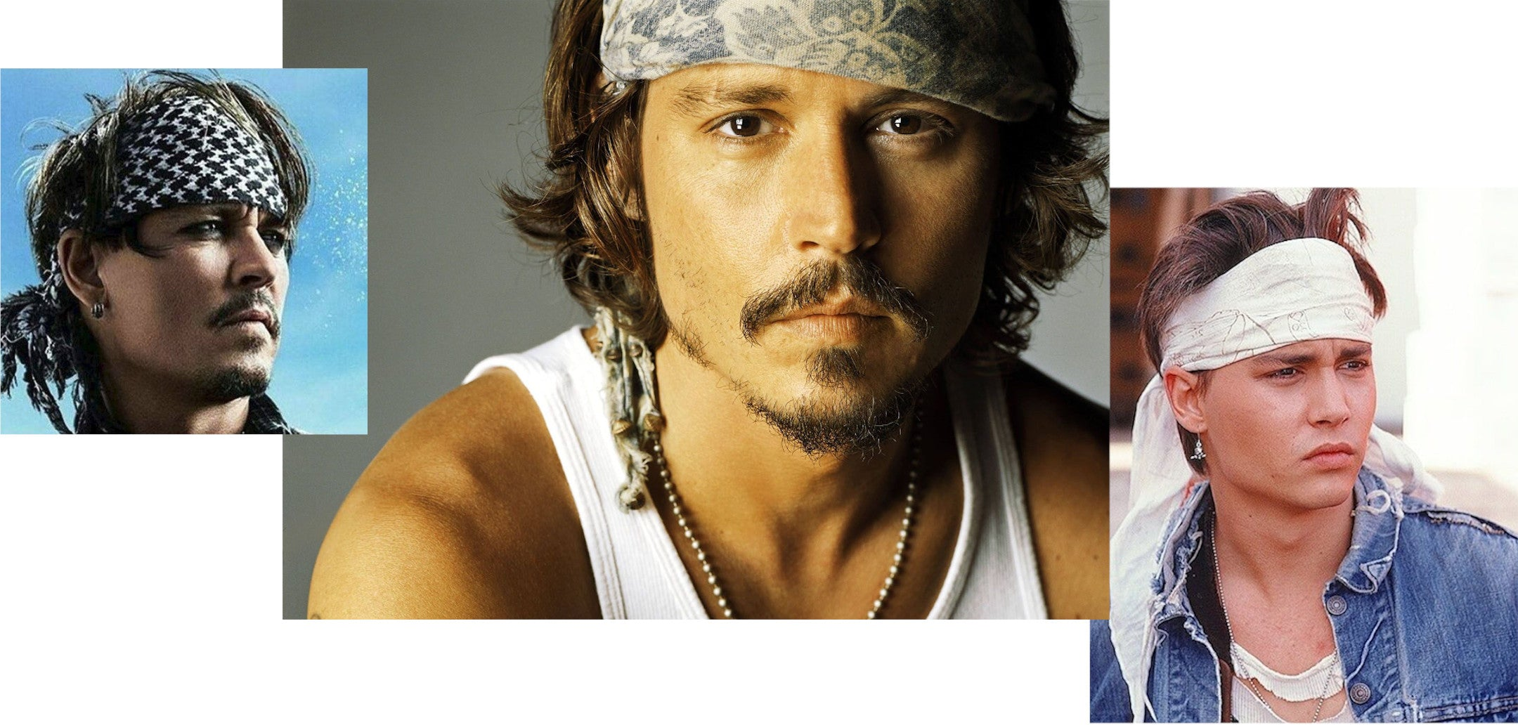 turban johnny depp