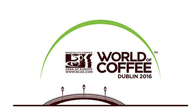 WORLD OF COFFEE – DUBLIN 2016