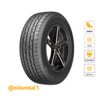 235/65 R18 106T FR CROSS CONTACT LX25 CONTINENTAL