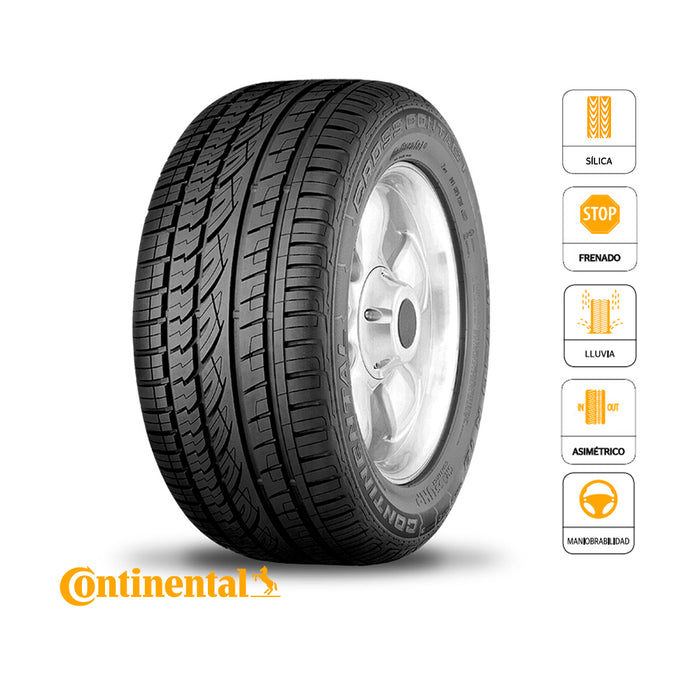 295/45 R19 109Y FR CROSS CONTACT UHP MO CONTINENTAL