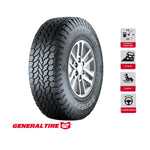 LT265/60 R18 119S TL GRABBER AT3 FR GENERAL