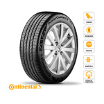 205/60 R16 92V POWER CONTACT 2 CONTINENTAL