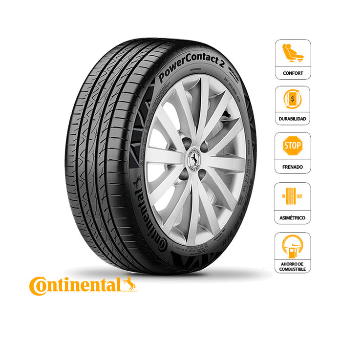 185/65 R15  88H  Power Contact 2