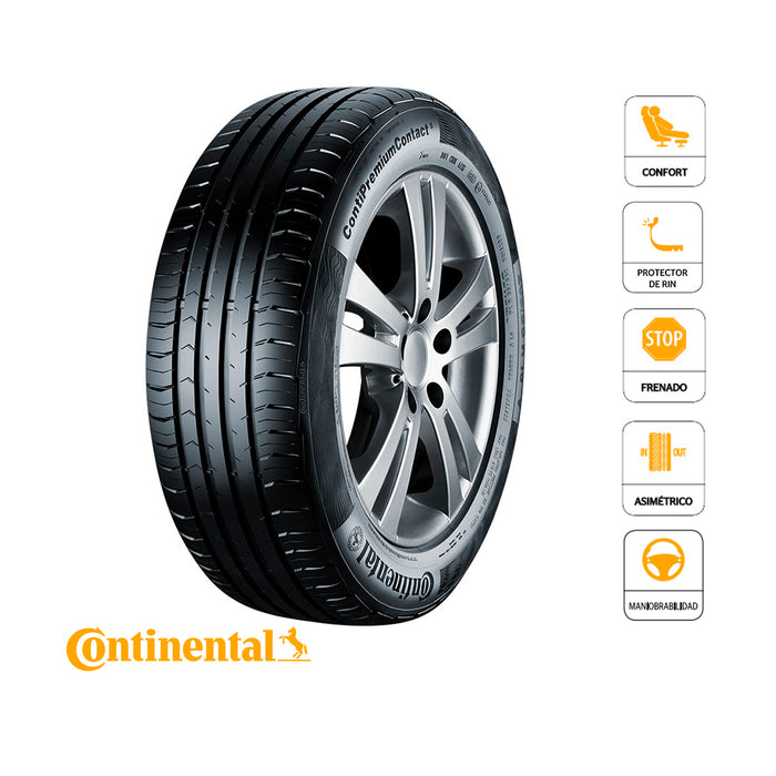 225/55 R17 97W Premium Contact 5 CONTINENTAL